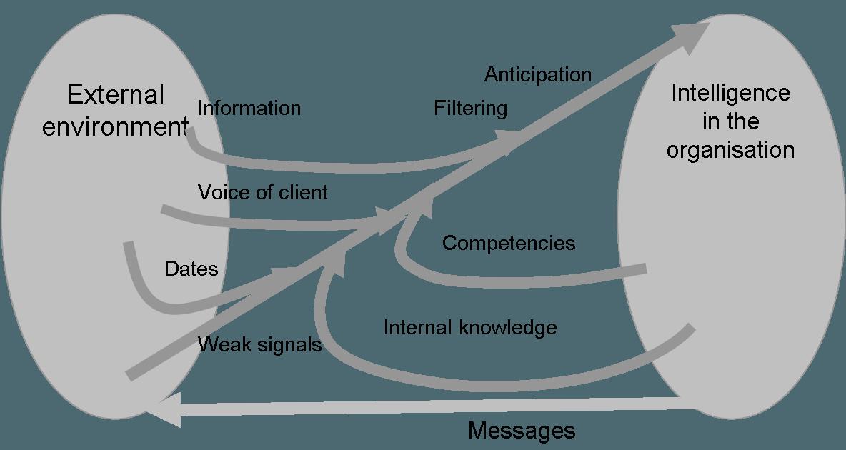 Intelligence organisations en